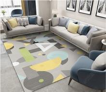 200*300cm Carpet Rugs For Living Room Area Rug Floor Mat Bedroom Modern Yoga Large Baby Home Decor