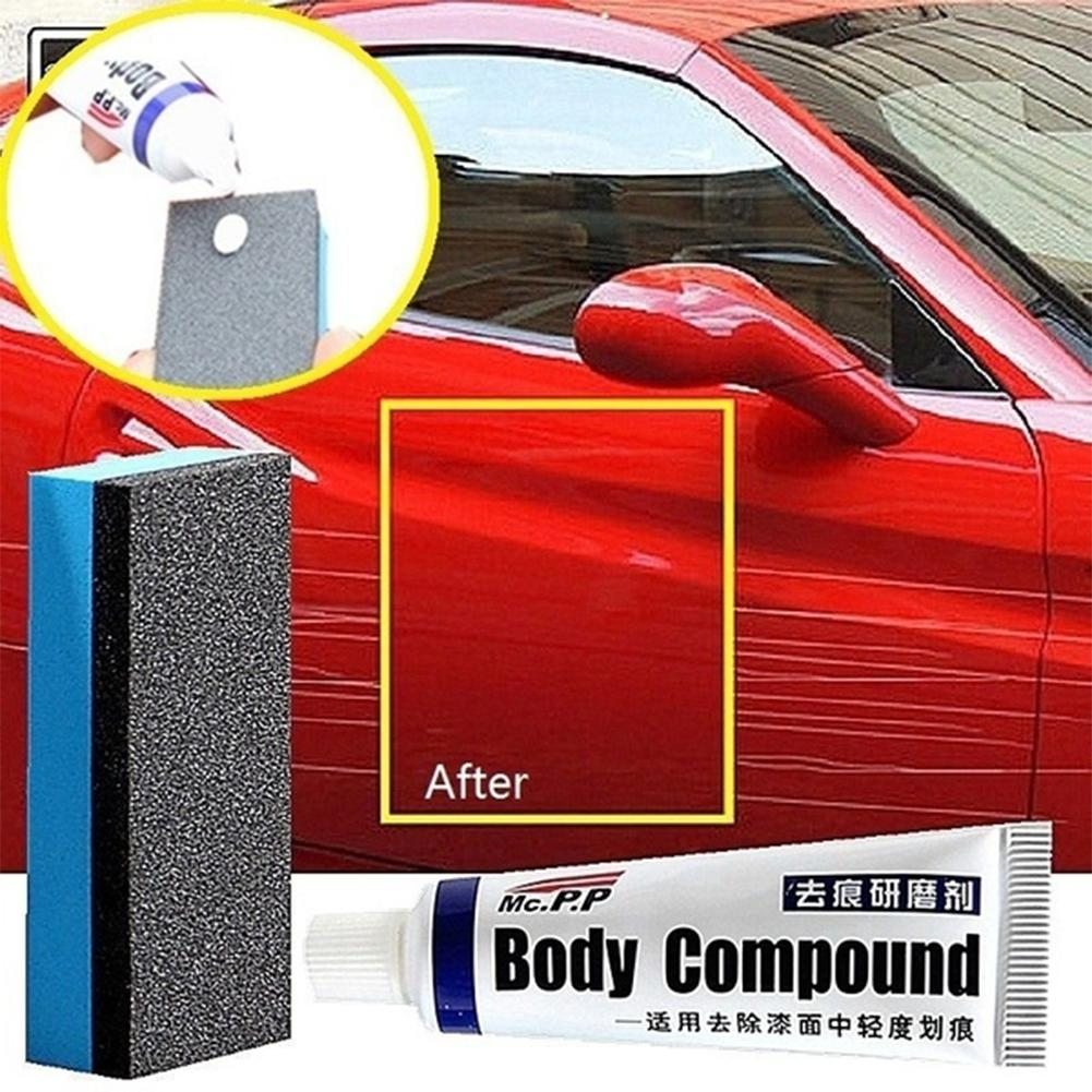 Automobile Car Body Care Polishing Agent Scratches Remover Paste Mending Tool