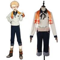 Cosplay Legend Touken Ranbu Online Hakatatoushirou Cosplay Adult Costume Full Set All Size Custom Made