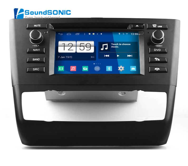 Android 7 1 Car PC DVD Player For BMW 1 Series E81 E82 I20 Stereo GPS Navigation