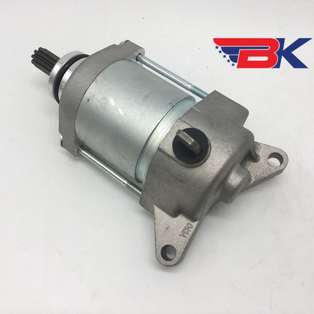 STARTER MOTOR FITS For YAMAHA MOTORCYCLE WR450F 449CC 5TJ-81890-30-00