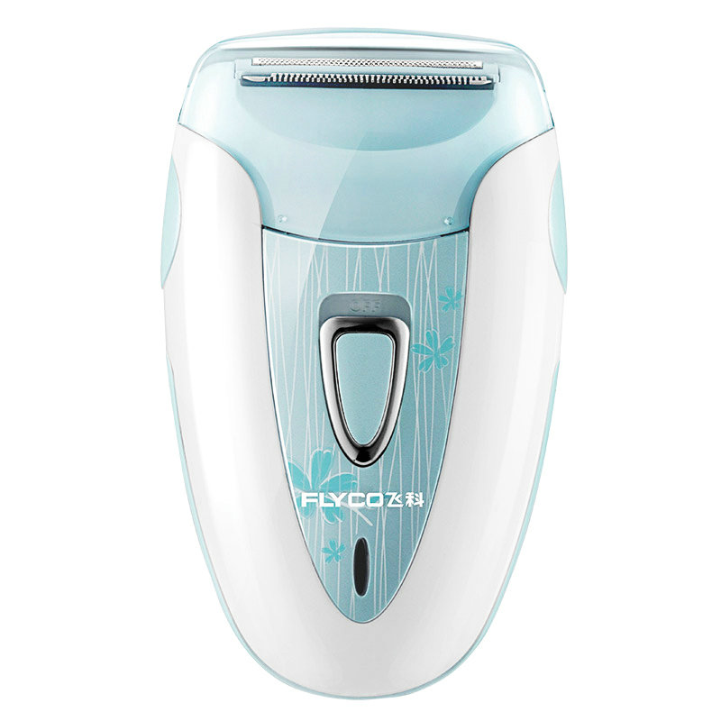 Fine Fs7208 Flyco Professional Rechargeable Fashion Lady Shaver Hair Removal Device Female Women Epilator Electric Scraping 110v-220v