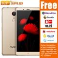 "На складе в Исходном ZTE NUBIA Z11 MAX NX523J 4G LTE Мобильный Телефон Окта Ядро 6.0 ""1080 P 3 ГБ/4 ГБ RAM 64 ГБ ROM 16.0MP 4000 мАч"