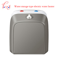 Home Use Electric Water Heater Small Tank Storage Water Heater Household Kitchen Hot Water Vertical Type