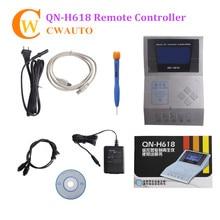 Оригинальный QN H618 пульт дистанционного управления для Беспроводной RF H618 пульт дистанционного управления мастер английская версия обновление онлайн