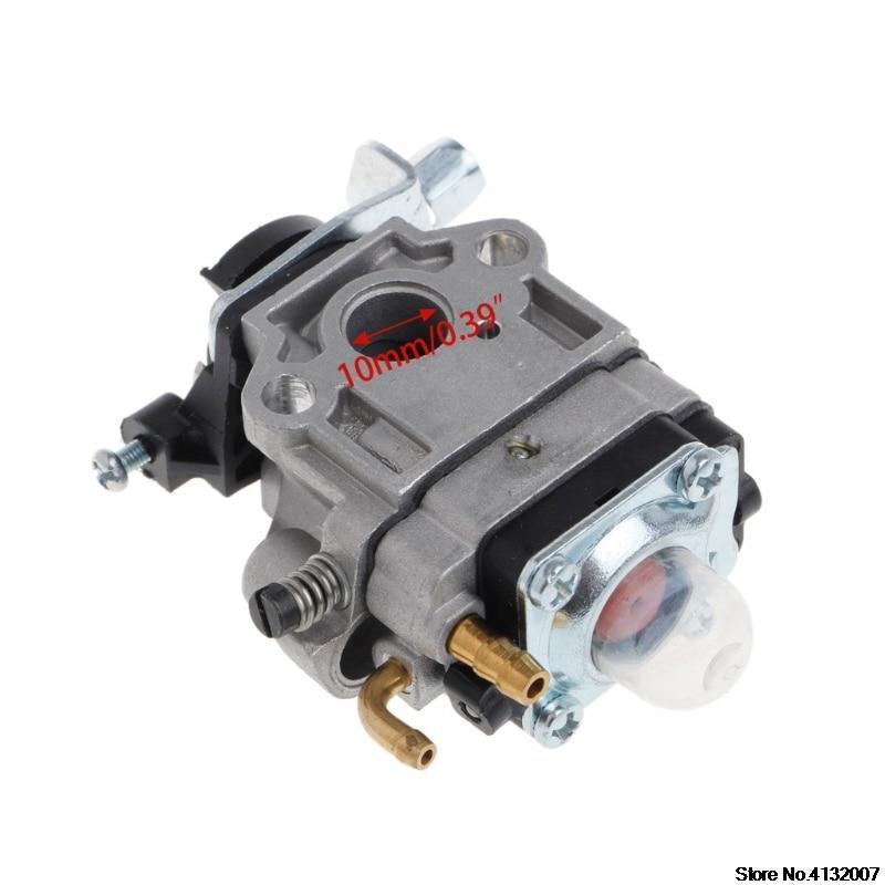 Карбюратор 10 мм, карбюратор с прокладкой для триммера Echo SRM 260S 261S 261SB PPT PAS 260 261 BC4401DW