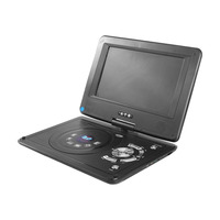 9.8 Inch Portable Mobile DVD Player Hi speed USB Multimedia Player Support TV VCD CD MP3/4 FM Game Home DVD Player New