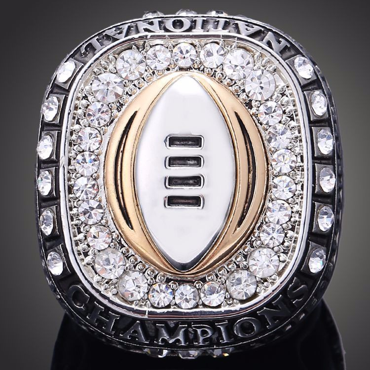 Großhandel NCAA 2015 Ohio State Rosskastanien Ring, OSU Elliott Ring ...