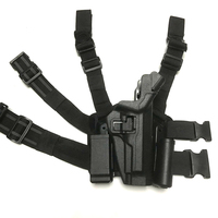Airsoft Pistol Tactical Beretta M9 Gun Holsters Beretta M9 92 96 Gun Quick Released Leg Holster