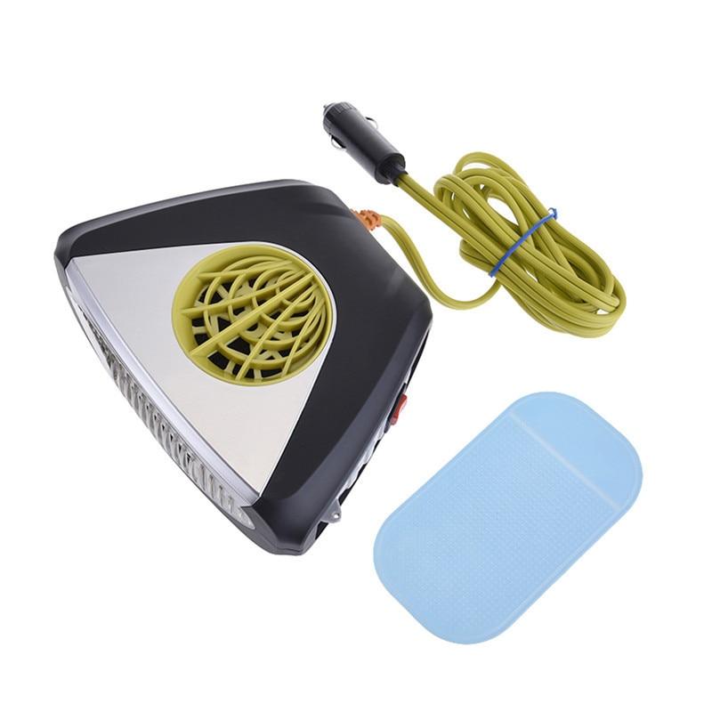 KONNWEI 12V Car Heater Warmer Cold Warm Wind Car Electronic Fan Heater Defroster Snow Melter Defogger Air Purifier car-styling