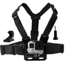 Camera Photo Studio Adjustable Chest Strap + J-Hook Mount Harness + Screw for GoPro Hero 6 Hero 5 Hero 3 3+ 4 5 6 Black Sessions