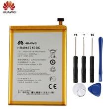 HuaWei Original HB496791EBC Battery For Huawei MATE 1 Ascend MT2-L05 MT1-T00 MT1-U06 MT2-L02 Replacement Phone Battery 4050mAh