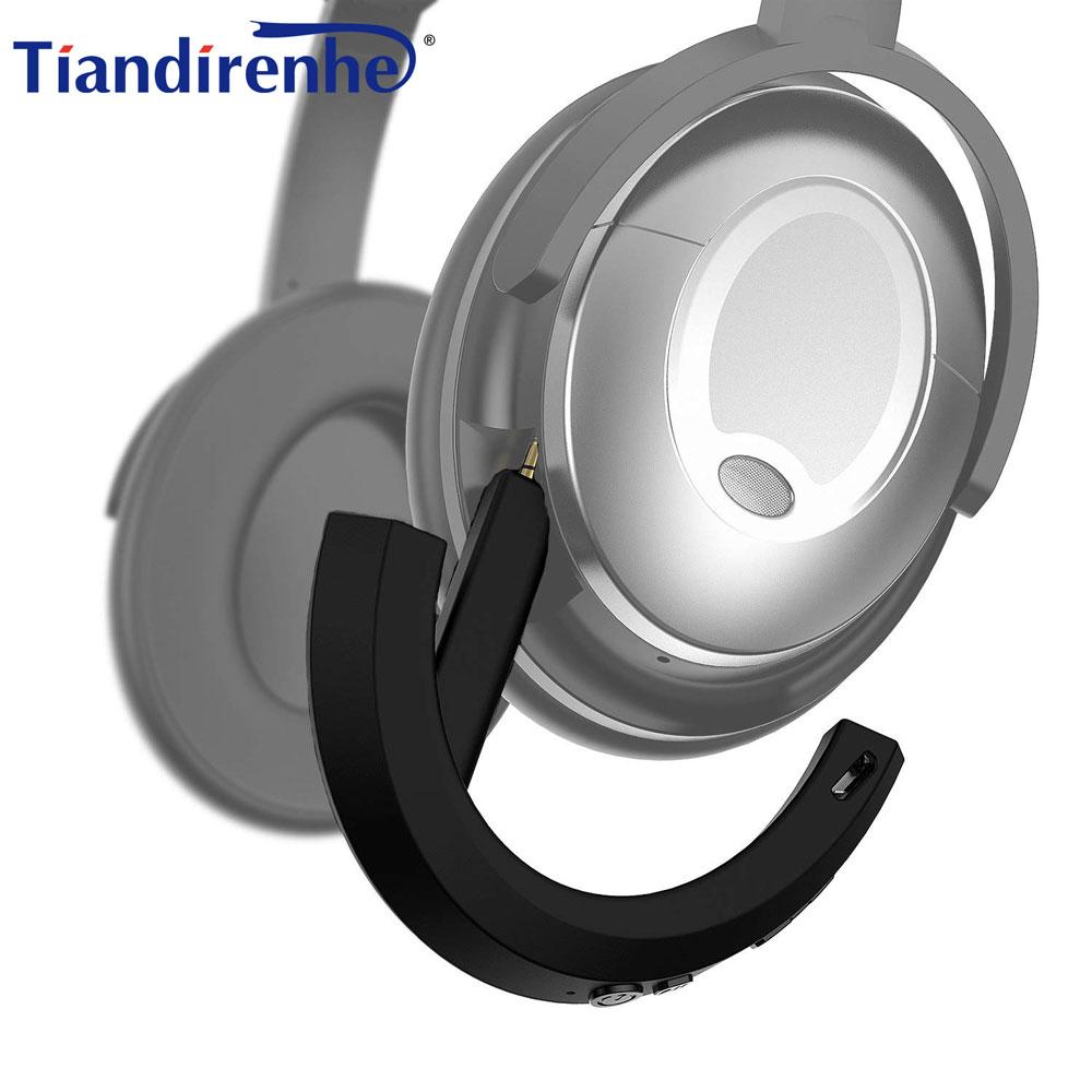 For Bose QC15 for QuietComfort 15 Aptx Bluetooth Adapter Headphone Wireless Transmitter ATP X SBC AAC