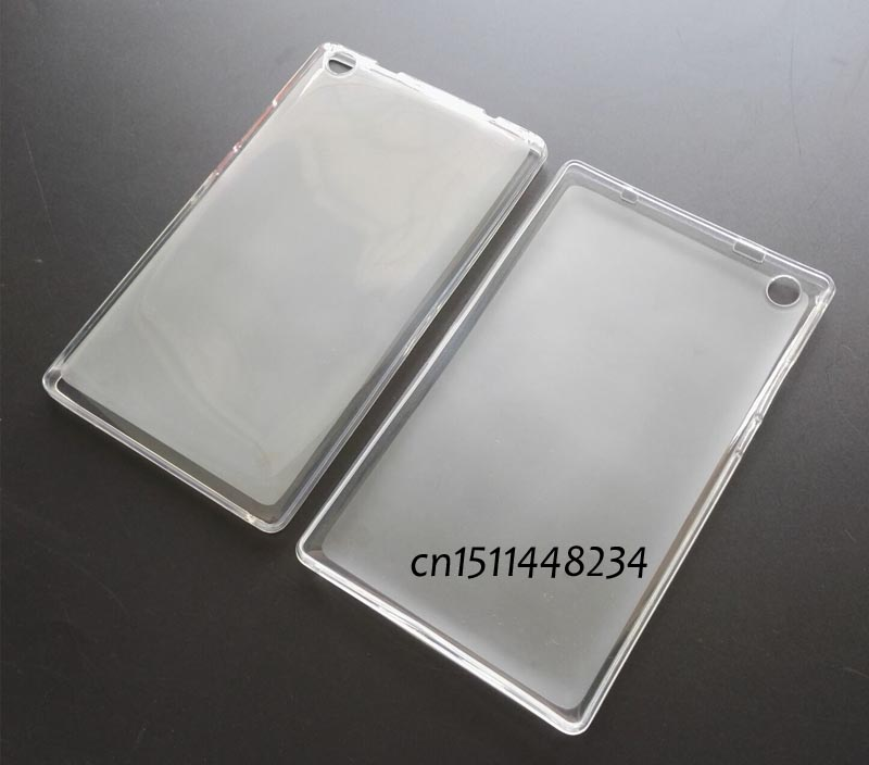 New Fashion Slim TPU matte Silicone case cover for lenovo Tab 2 Tab2 A8-50 A8-50F A8-50LC 8 Tablet Protective shell covers srjtek 8 for lenovo ideatab a8 50 a5500