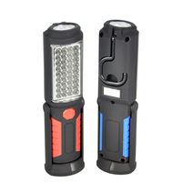 ABS 3W Super Bright USB Charging 36 5 LED Flashlight Work Light Torch Linternas Magnetic