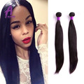 7A Brazilian Virgin Hair Straight Cheap Brazilian Hair 1Bundle Unprocesse Virgin Brazilian Hair Straight Alimice Human Hair Wave