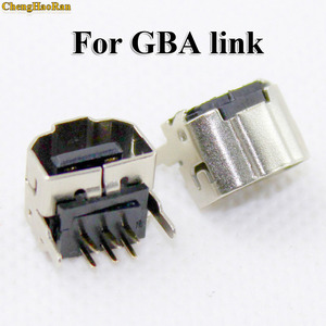 Image 1 - ChengHaoRan 100pcs 2 Player Game Link Connect Jack Connector For Nintendo Gameboy Advance GBA SP Console Socket