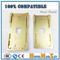 For Iphone 8 8plus 8p Front Glass With Frame Metal Mold Mould LCD Screen Vacuum Laminating