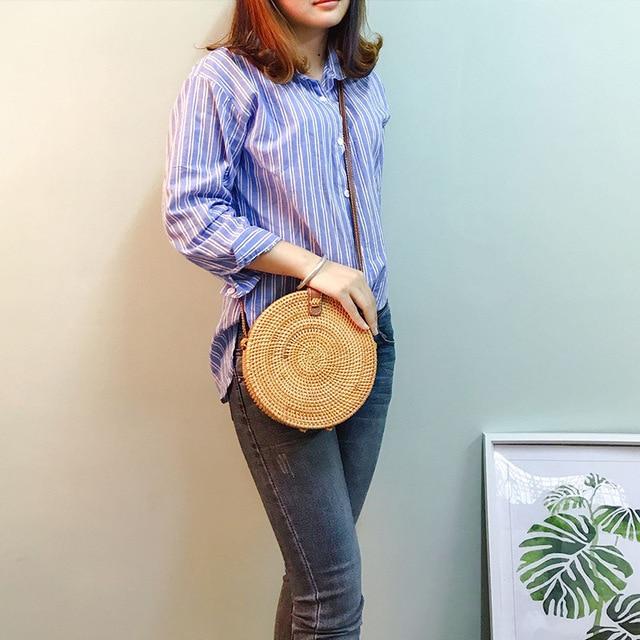 Bali Handmade Crossbody Bag  4