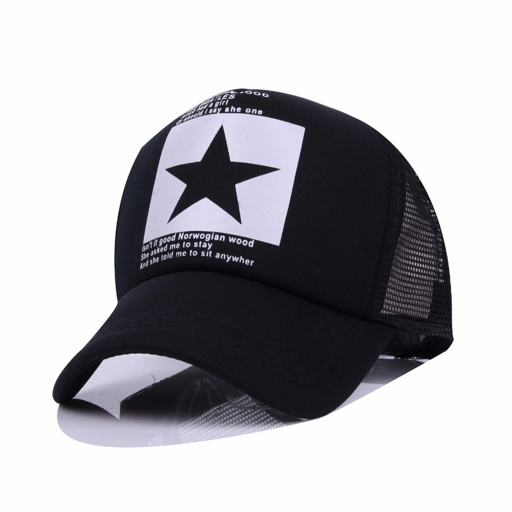 New 2018 Super Big Stars cap Hat Autumn-summer baseball snapback caps for Men and women hiphop sport cap golf cap hats style top quality d9 reverse baseball five pointed star last kings hiphop snapback sport caps