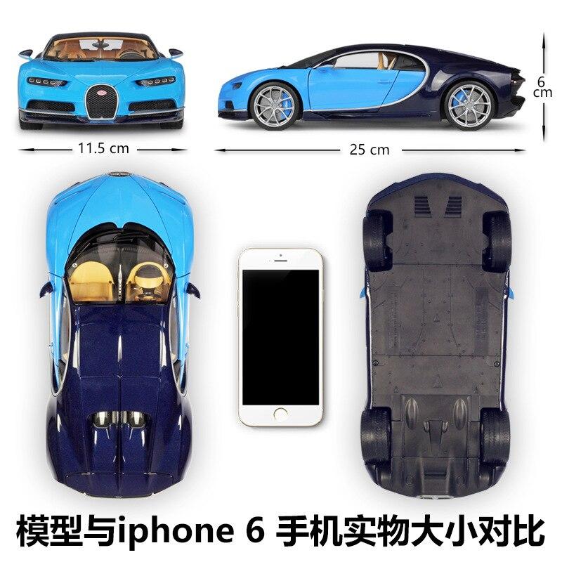 Welly GTA 1:18 مقياس ل بوجاتي تشيرون 2016 دييكاست المعادن نموذج سوبر الرياضية سيارة لعبة مع الأصلي مربع هدية مجموعة هواية-في سيارات لعبة ومجسمات معدنية من الألعاب والهوايات على  مجموعة 3