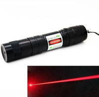 high power mini laser pointer red 20000m 650nm strong laser beam focus burning match lit cigarette with charger +box free