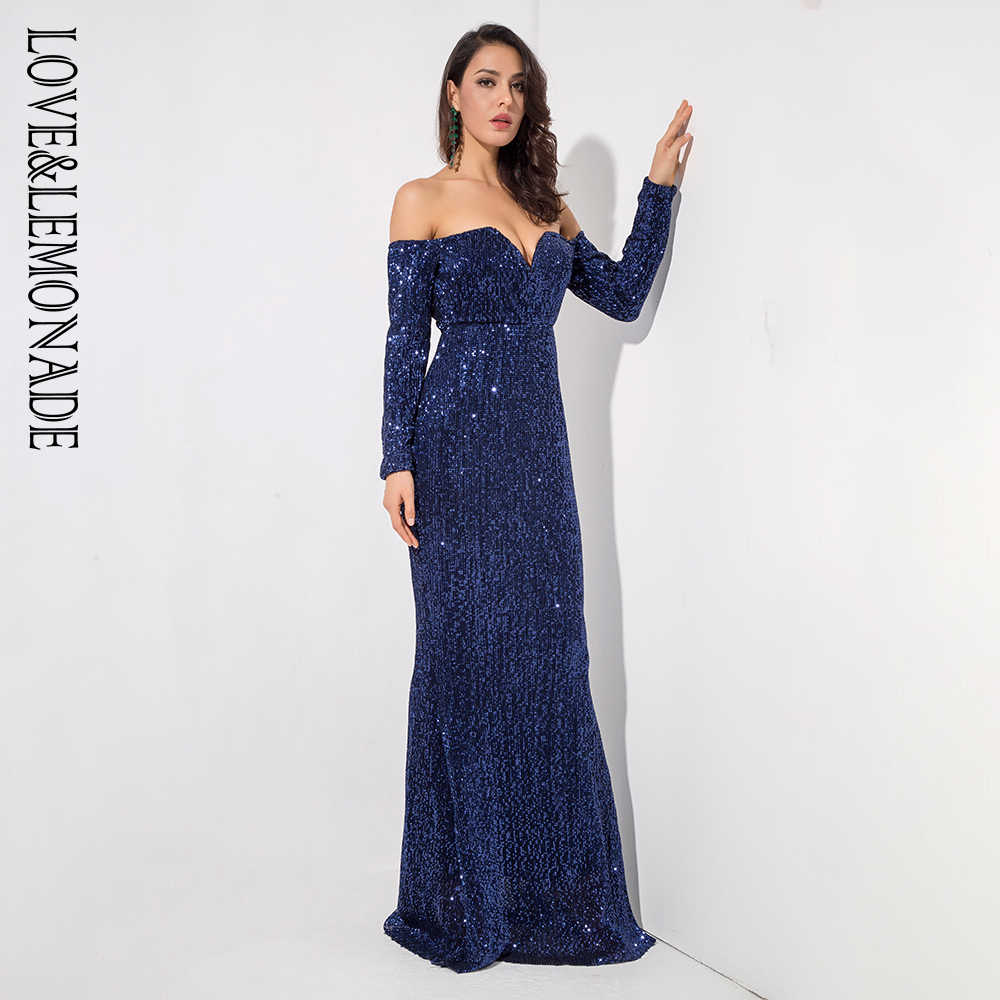 f01e7ad054a Темно-синий Глубокий V воротник с длинным рукавом эластичный материал с ...