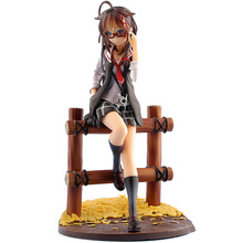 21cm Anime Kantai Collection KanColle Shigure 1/7 ratio PVC action figure collection model toy NO00