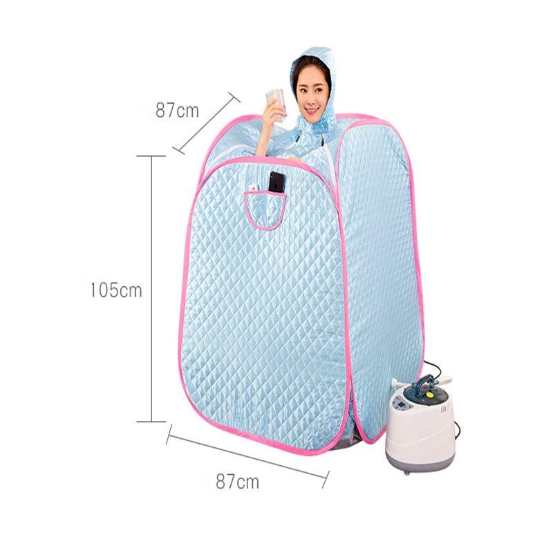 Mini générateur de vapeur de réchauffeur de piscine de Machine de désintoxication de poids avec la chaise