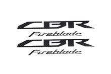 KODASKIN Motorcycle Sticker Decal Carbon 3D for HONDA CBR1000RR  firebird