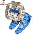 New Children Clothing Set Toddler Boys Girls Autumn Winter Clothes Cute Cartoon Print  Sport  Cotton fashion Kids Clothes sets