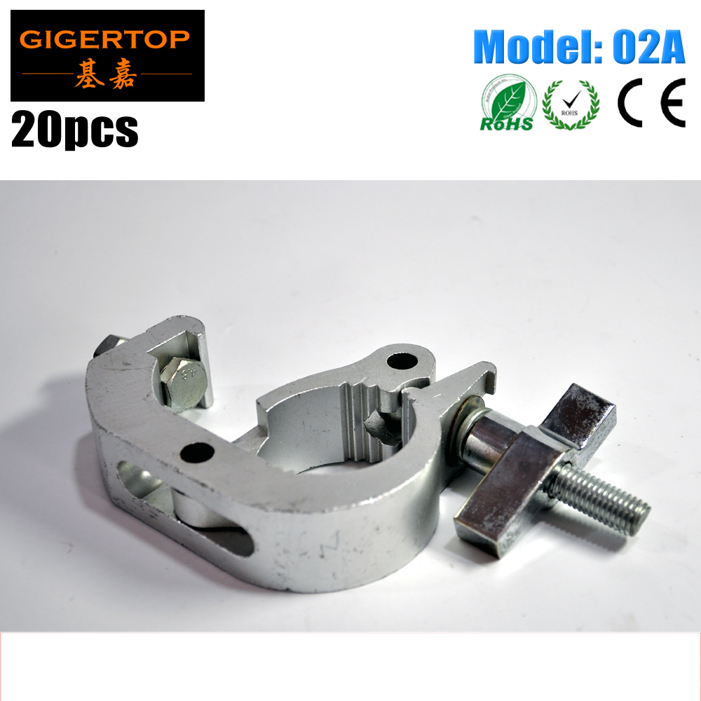 20 Pack 02A  Stage Light Source Versi Clamp  2 OD down to 1 OD with Quick Release Handle Load 200kg China Manufacturer quick source microsoft publisher 2000 quick source reference guide