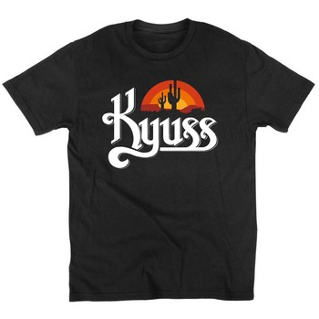 Kyuss Black Widow Stoner Rock Queens Of The Stone Age Clutch New Unisex T Shirt cotton leisure short-sleeved O neck t-shirt