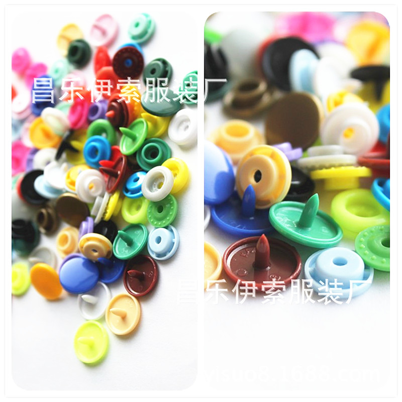 360 sets/lot KAM T5 plastic snap button it cover sheet button to package  the rain the button + a set of installation of pliers