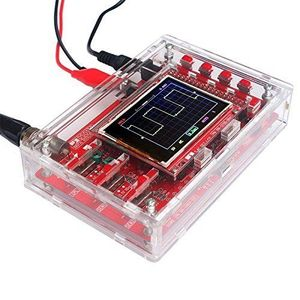"""Image 1 - New Clear Acrylic Case Box Shell for DSO138 2.4"""" TFT Digital Oscilloscope"""