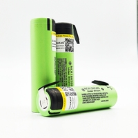 50 единиц/партия Liitokala 100% Новый оригинальный NCR18650B 3,7 В 3400 мАч 18650 литиевая аккумуляторная батарея DIY никель батареи она