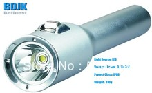 LED Explosion Proof Flashlight/ Strong LED Flashlight with 1000 Meters Effective Distance