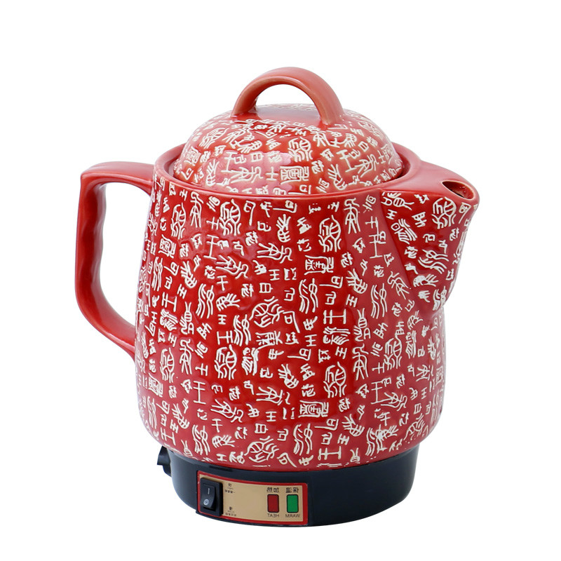 цена Electric kettle Full automatic decoction Chinese medicine pot boiling electric sand Overheat Protection