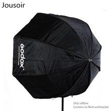 120cm 48″ Octagon Umbrella Flash Softbox Studio Reflector For Camera Speedlite CD50