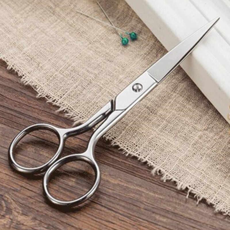 6.7-15 センチ日本スモールヘアはさみ鼻トリマー散髪毎日ツールばさみ眉毛切断理髪 makas 理髪はさみ