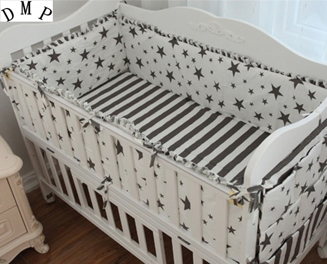 Promotion! 5PCS Baby Bedding set girls cot set Sheet Bumpers nursery crib set bed kit ,include:(4bumper+sheet) promotion 6pcs baby bedding set girls cot set bumpers baby nursery crib set bed kit bumpers sheet pillow cover