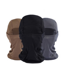 2019 New Arrived Fashion Mask for Face Outdoor Sports Headgear Warm Scarf Quick-drying Fabric Hat Tactical Mask Mar#P(China)