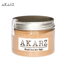 AKARZ hand skin care Dead Sea Dry Mud mask Origin Jordan Tre