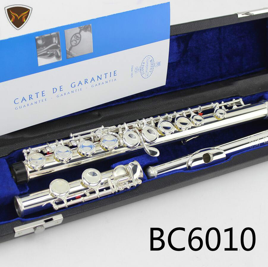 Astonishing Us 147 6 10 Off Buffet Crampon Cie Aparis Bc6010 Silver Plated Flute 16 Holes Closed Designs C Key Flutes Brand Musical Instrument With Case In Download Free Architecture Designs Scobabritishbridgeorg