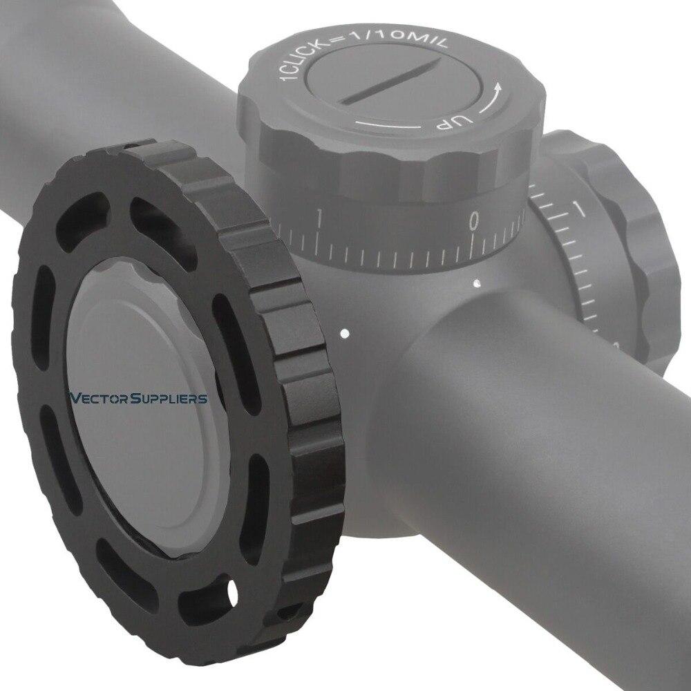 optica do vetor rifle scope atirador taurus sentinela parallax grande roda lateral caca ajuste atirador paragon