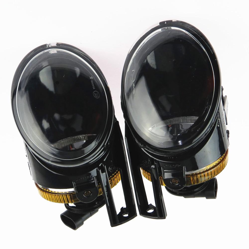 DOXA For VW Passat B6 3C 1 Pair Left Right Front Halogen Lights Convex Lens Fog Lamp 3CD 941 699 3CD 941 700 3CD941699 3CD941700 oem 1pcs original car front left fog light assembly suitable 3g0941661g f vw passat b8 2016 3g0 941 661 g