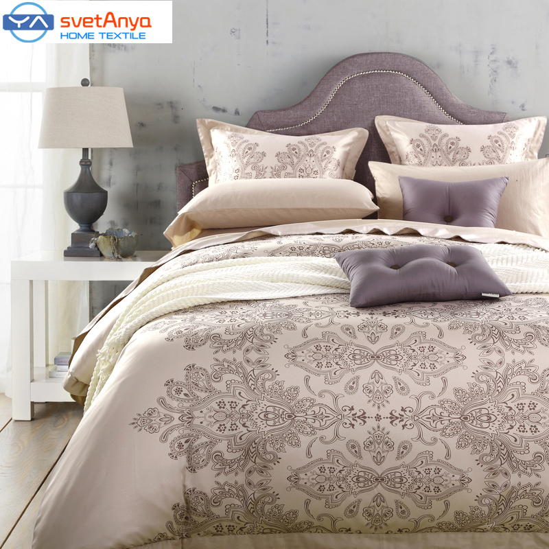 washed silk+cotton duvet cover set double full queen king size 4pc/6pc/7pc bedding set print Bedlinen  7pc bedding set | Amy Miller 7-Piece Cat Print Bed & Comforter Set washed silk cotton duvet cover font b set b font double full queen king size 4pc