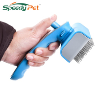 Products For Pet Combs Dog Hair Styling Hair Combs For Cat Puppy Fur Hair Grooming Brush
