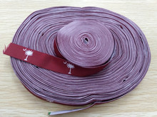 free shipping (10yards/lot) HOT!!! 2017 NEW wholesale 5/8'' 16mm Wide Palm Style Woven Jacquard Ribbons dog chain accessories недорого