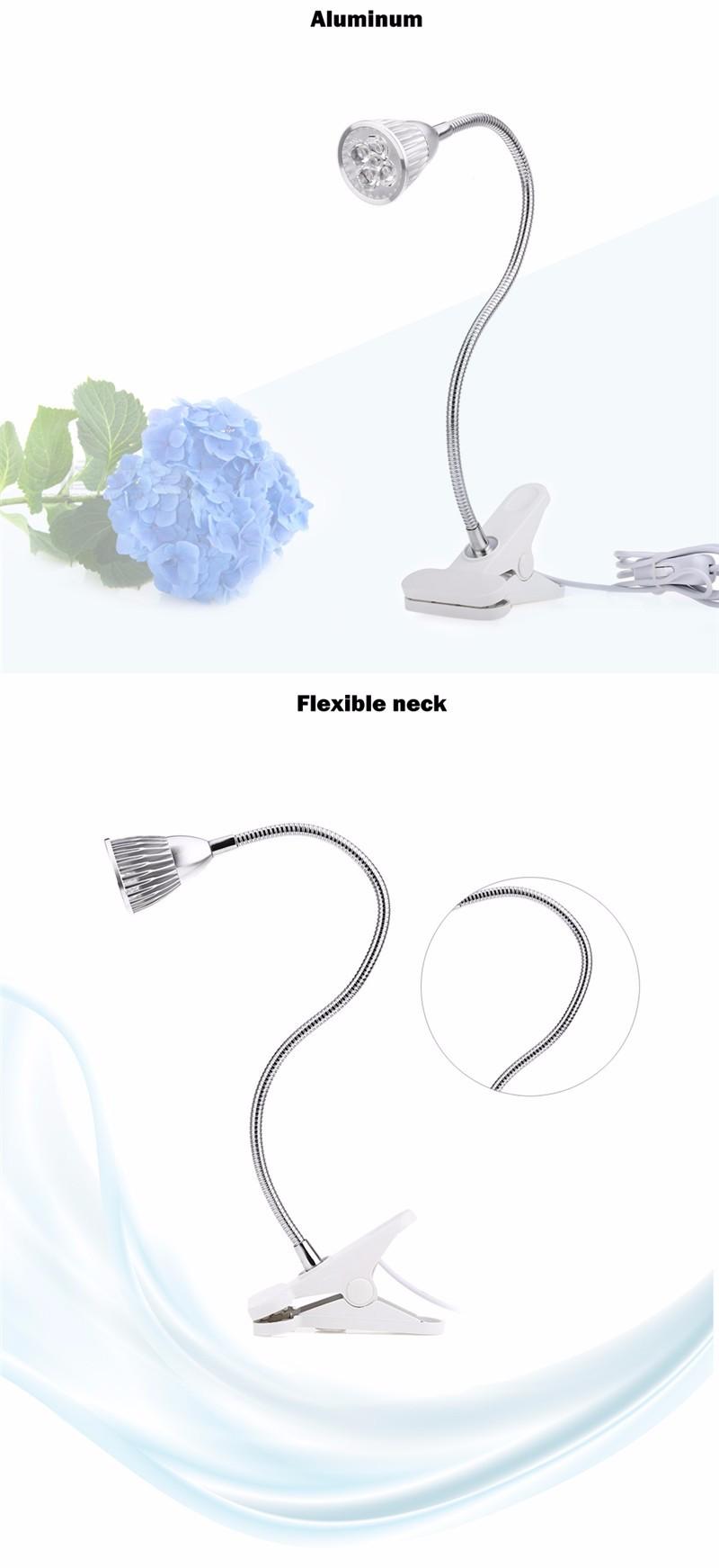 LED Hydroponic Plant Grow Light09